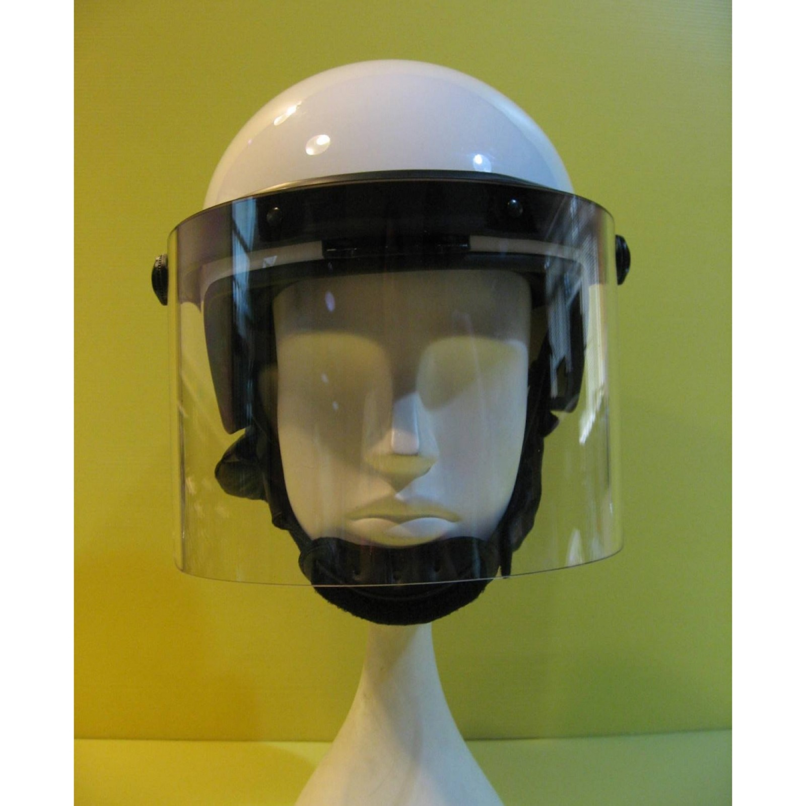 Msa Mo5011r Helmet With 4mm Face Shield